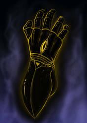 evil piece of armor by tornioduva