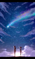...your name... by YumiKF