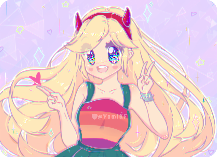 Star by YumiKF