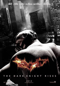 New BANE poster