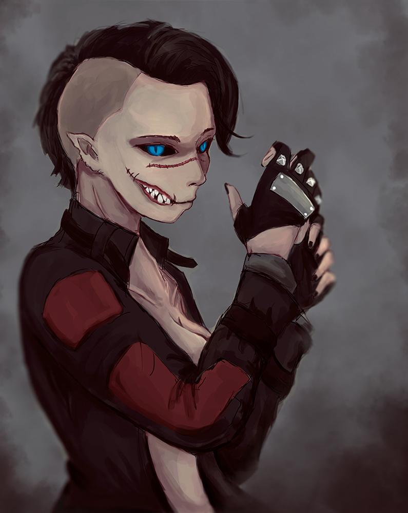 Request: Female Arkin by artevoletia
