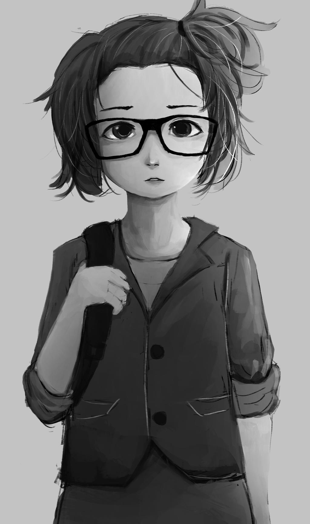 Glasses by artevoletia