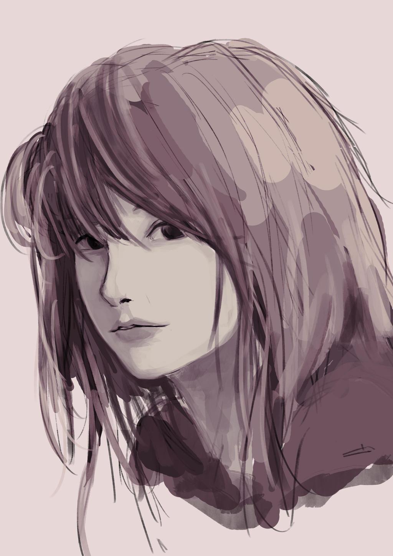 Hayley by artevoletia