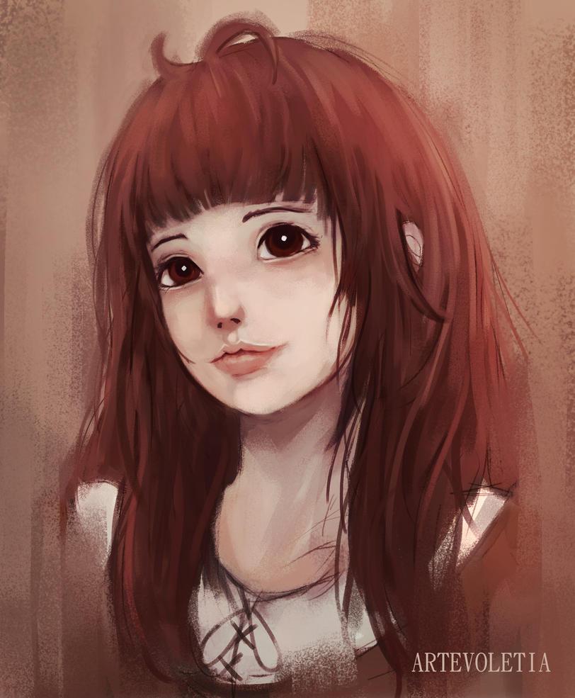 Giselle by artevoletia