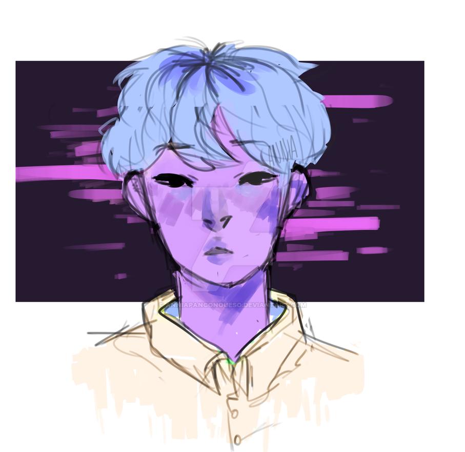 Pastel Boy by AnniaPanConQUESO