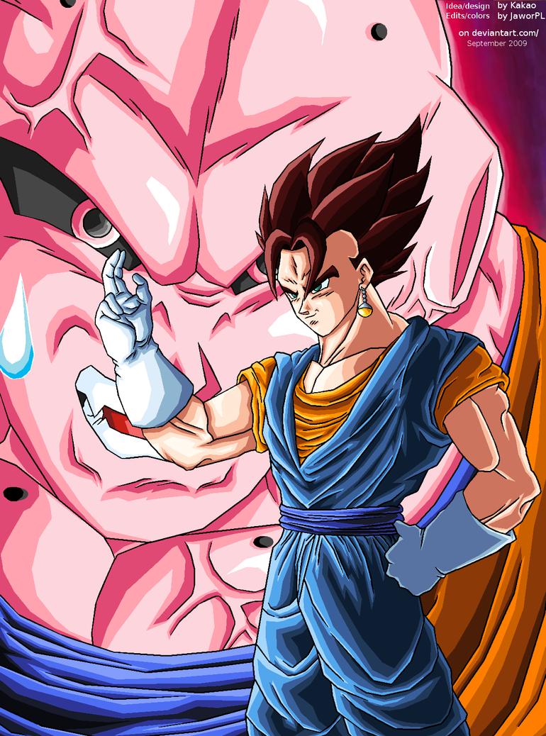 Ultimate Buu vs Vegetto -GO- by JJJawor on DeviantArt