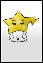 Baby Milo - Evil Starhead