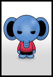 Baby Milo - Evil Elephant