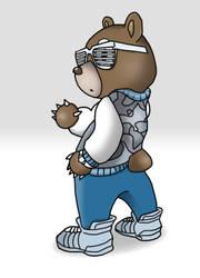 Kanye West - Graduation Bear