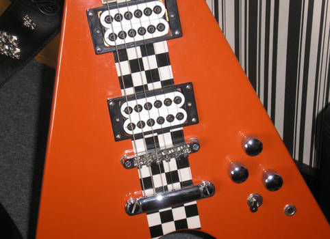 My second electric guitar