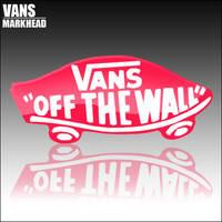Vans Logo by Markhead