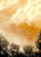 Photoshop sky by onigiri-kun