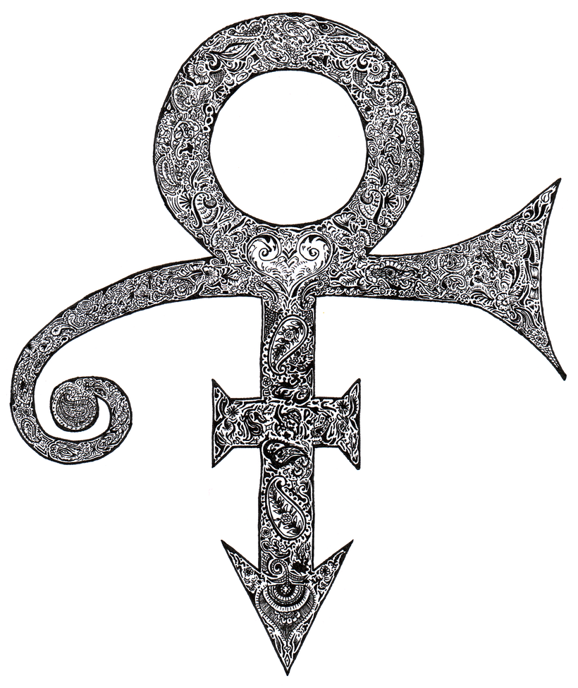 Prince Symbol Thingy By The Hamstar On Deviantart