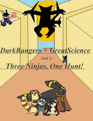 PMDUnity DR's and GS'Task 1 Cover by GamePlayerDani