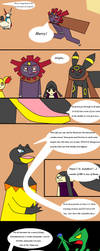 PMDUnity DR's and GS'Task 1 Page 2 by GamePlayerDani