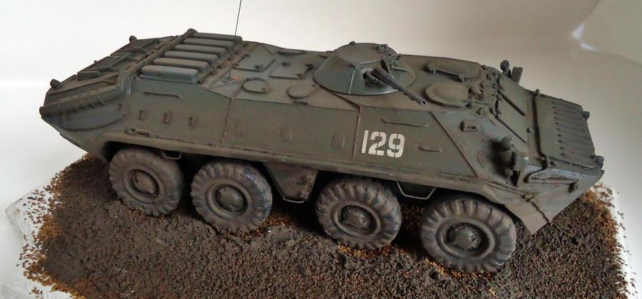 BTR 70 by Dru-Zod
