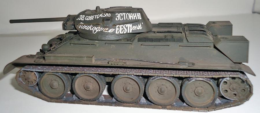 T34-1941 by Dru-Zod