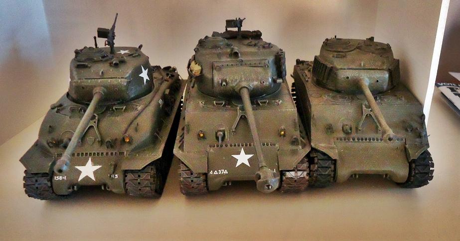 Old Sherman models by Dru-Zod