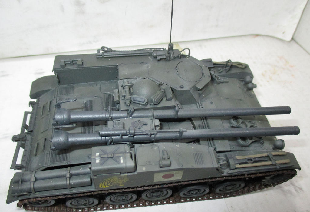Type 60 106 mm. by Brigadier-Zod
