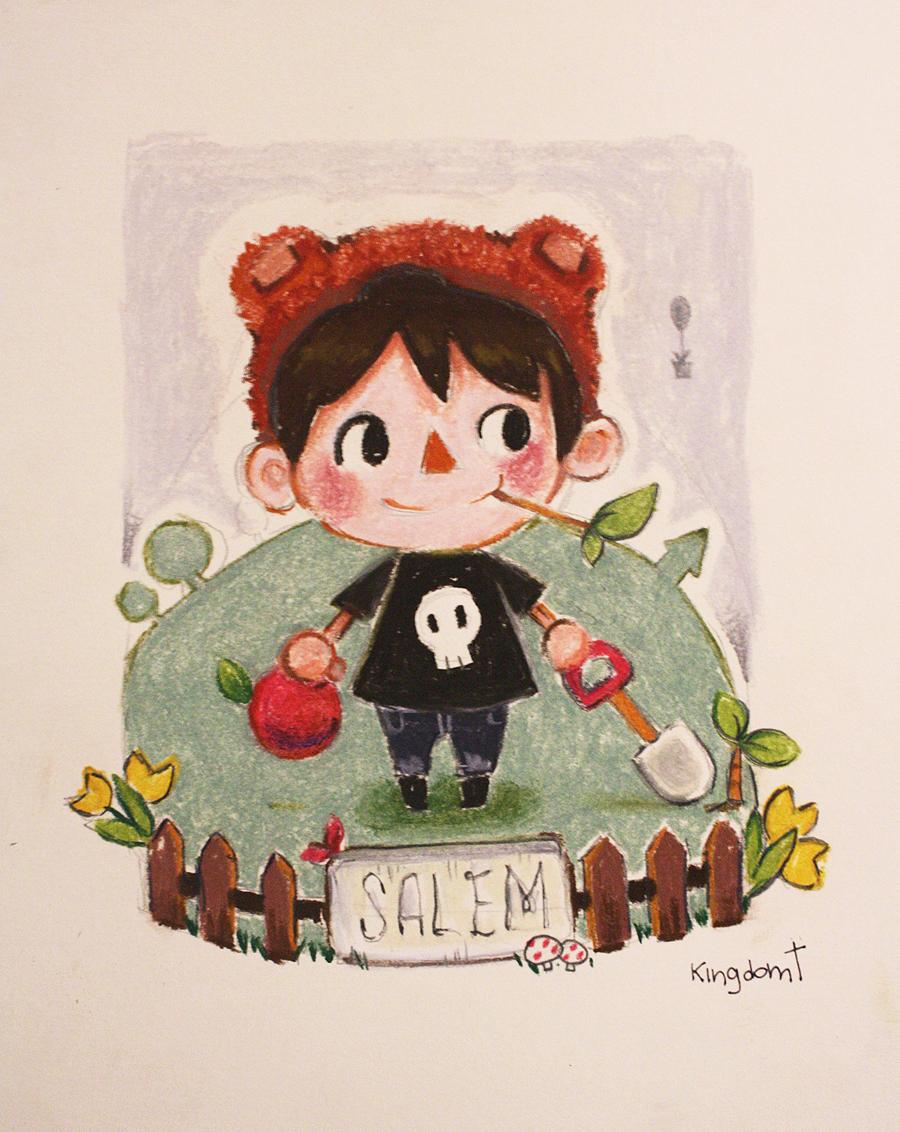 Teo, Mayor of Salem by KingdomT