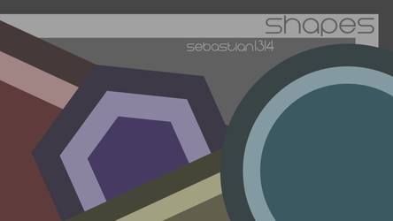 ShApEs by Sebastian1314