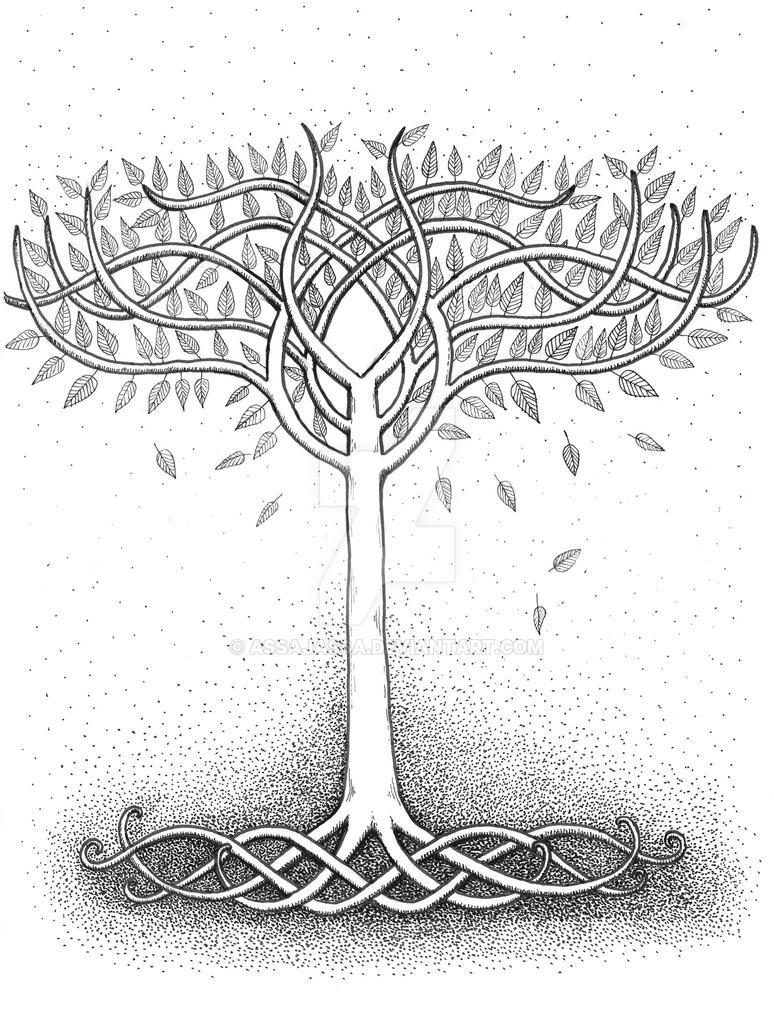 Tree by Assajassa