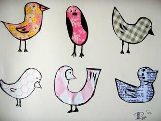 Die Vogel by bettypunk