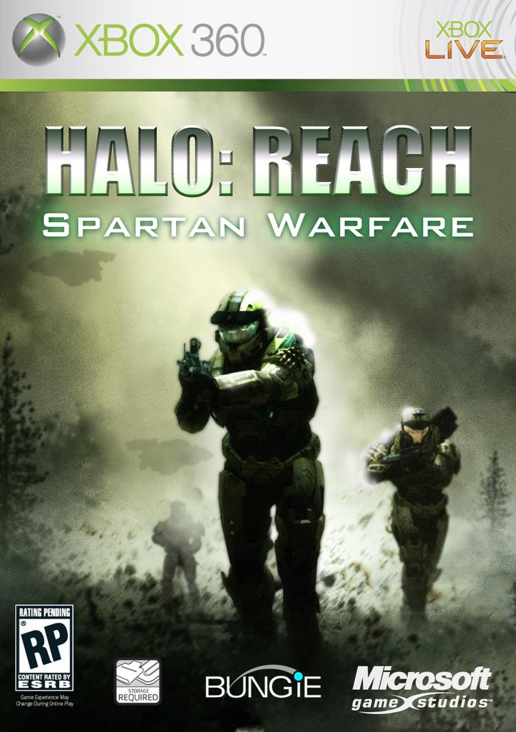 Halo Reach: Spartan Warfare by PlainBen