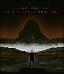In A Suspect Universe - Book Cover design