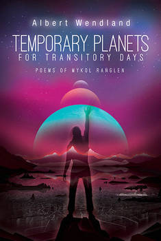 Temporary Planets - Book cover illustration