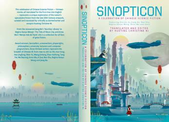 Sinopticon - Book Cover Illustration for Rebellion