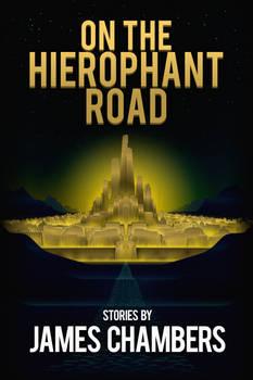 Hierophant Road - Book cover art