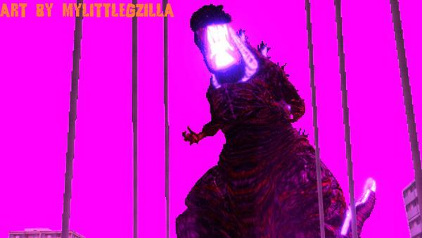 An Unnatural Tragedy (Shin Godzilla v.4)