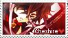 Pandora Hearts' Cheshire Cat Stamp