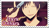 Orihara Izaya Stamp by ReverieSummoner