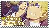 Heiwajima Shizuo Stamp by Reveriesian