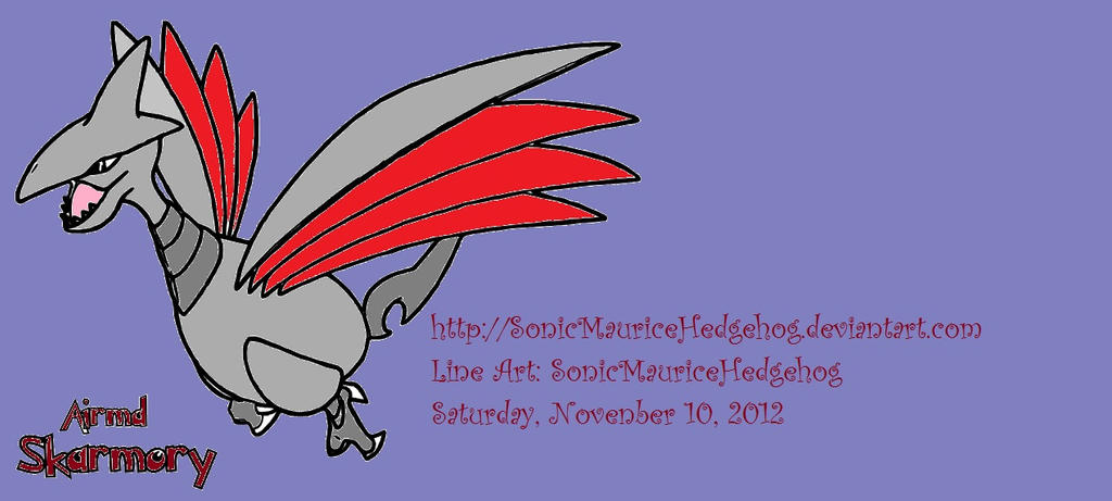 superskarmory productions images Skarmory in the Night wallpaper ...