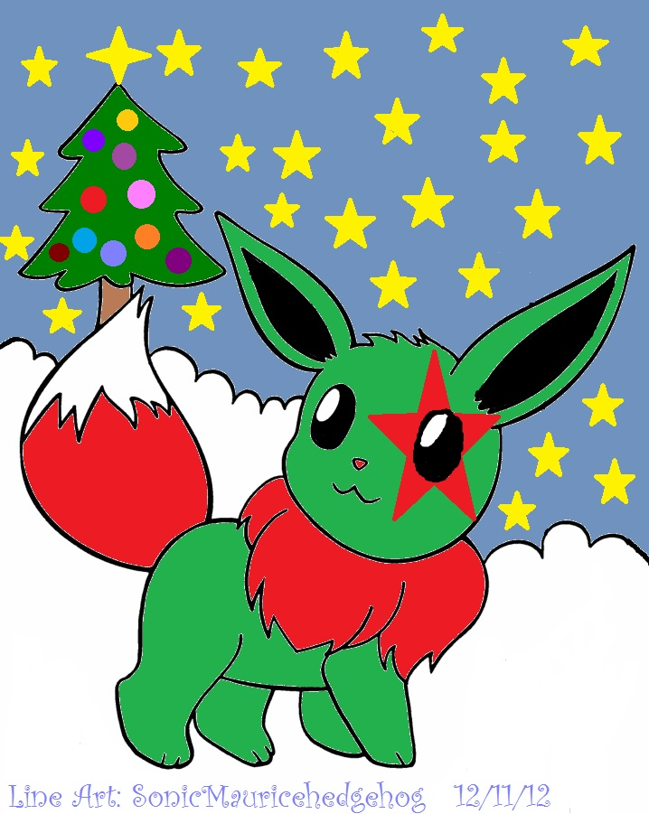 Christmas Eevee.Christmas Eevee Images Reverse Search