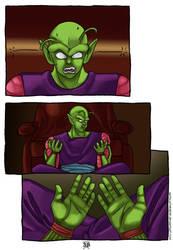 Piccolo's Valentine 2:38 by FrontierComics