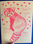 Red Panda thank-you