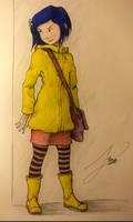 Coraline!! :DDD