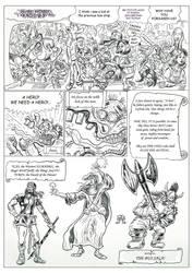 The Bus Saga, pg7 by theLethalRabbit