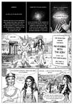 An Evening With The Gods page 1 by theLethalRabbit