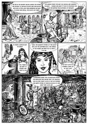 An Evening With The Gods page 2 by theLethalRabbit