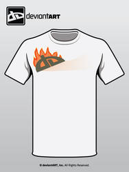 DA on fire