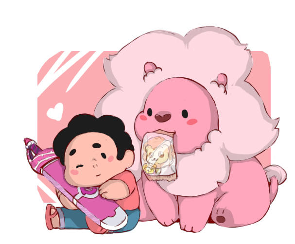 DONT BE SAD STEVEN, HAVE SOME LION LICKER WITH ME! by Stick2mate