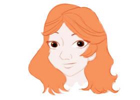Molly Weasley by UntalentedArtist
