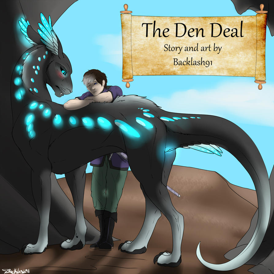 The Den Deal: cover art by Backlash91