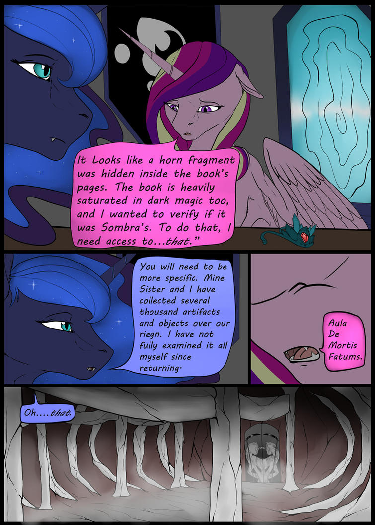 Awaken The Darkness Page 25 by Backlash91