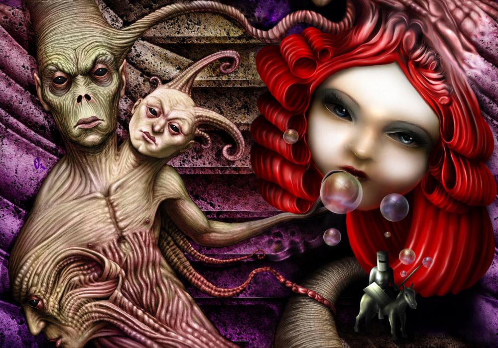 puppet master oec2-w5 ec. mode by AlMaNeGrA